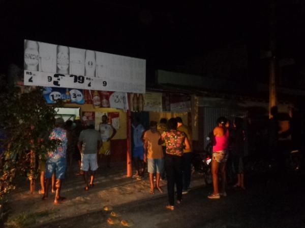 Idoso é morto a tiros após reagir a assalto em bar no Sul do Piauí