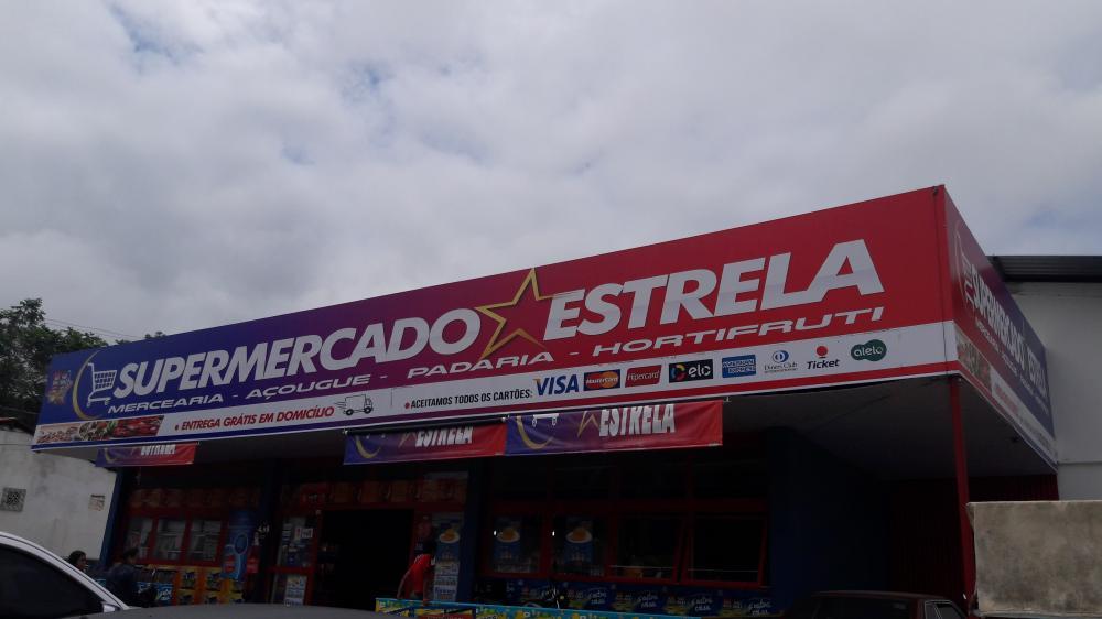 Dia 27 de Abril Aniversário de 1 ano do Supermercado Estrela