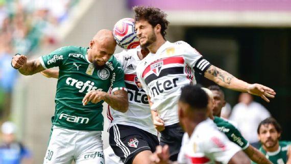 São Paulo elimina Palmeiras nos pênaltis e vai à final do Paulista