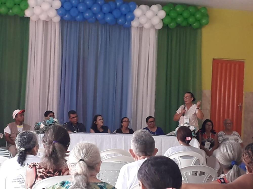 Prefeitura de Curralinhos realiza a 5ª Conferência da Saúde no Município