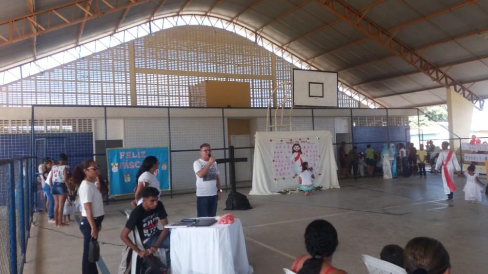 Secretaria Mun. de Educação desenvolve o