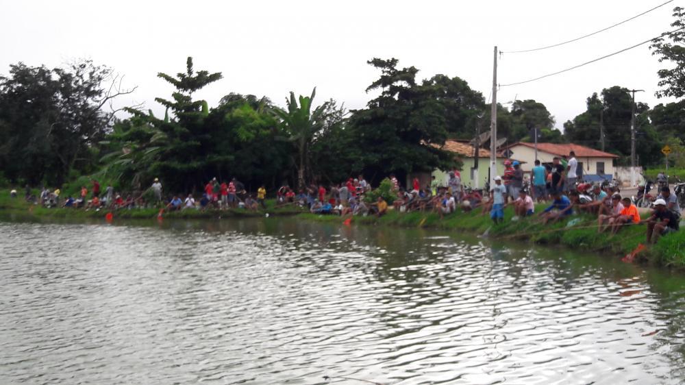 Pescaria Liberada na Lagoa da Baixa em Agricolândia