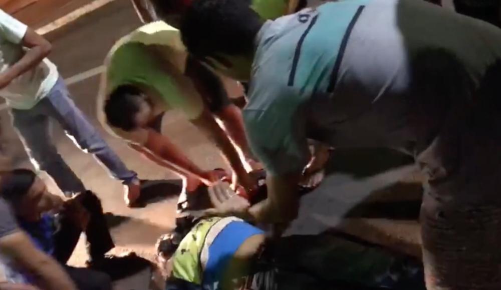 Mototaxista baleado durante tentativa de assalto morre no HUT