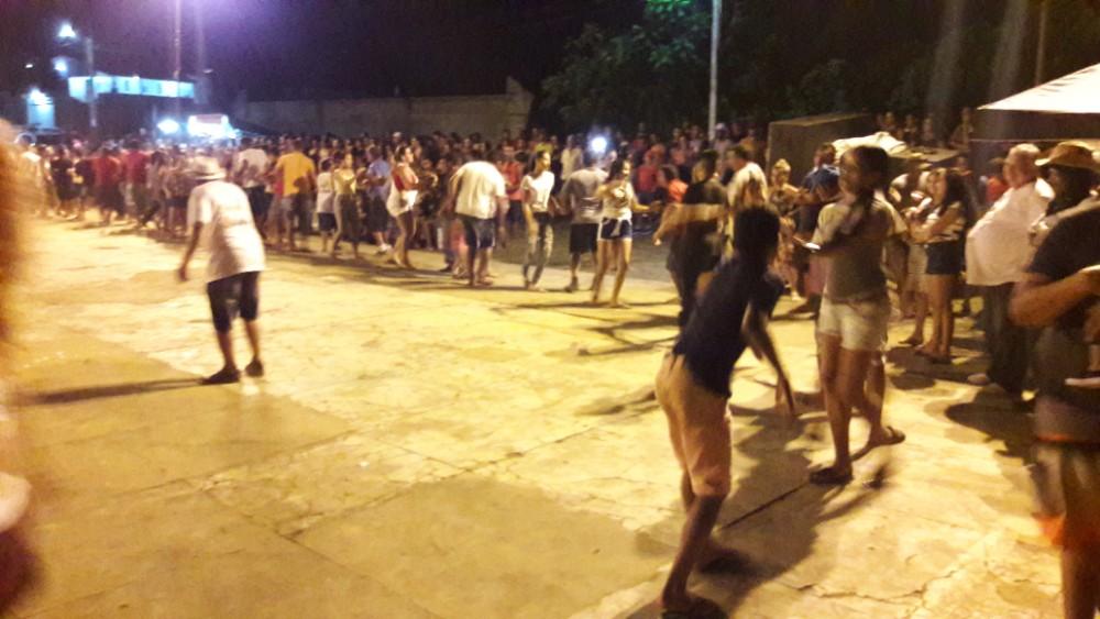 Veja como foi o Tradicional Balandê de Lagoinha do Piauí