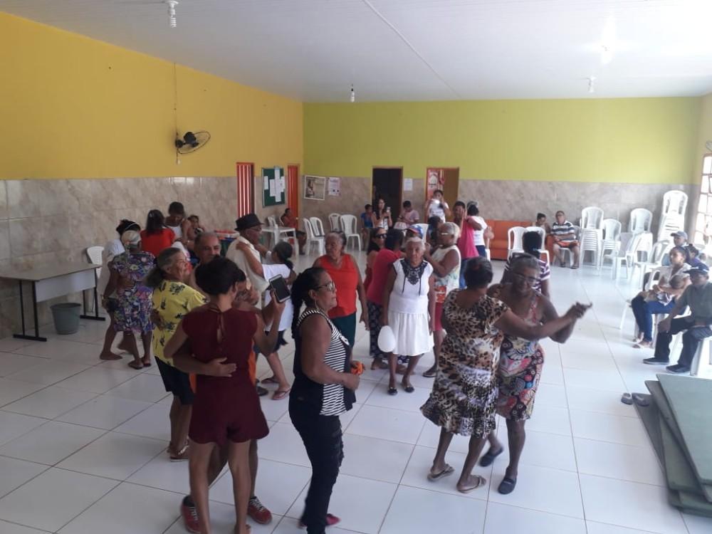 SCFV de Curralinhos realiza Atividades com Idosos através de Programas Sociais