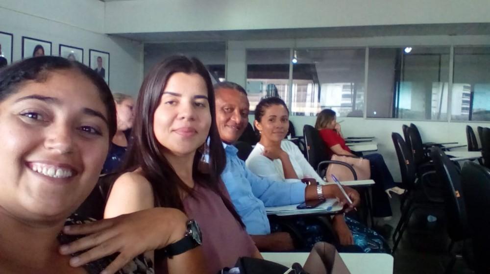Equipe Técnica do SCFV de Agricolândia Participou da Reunião de Gestores em Teresina