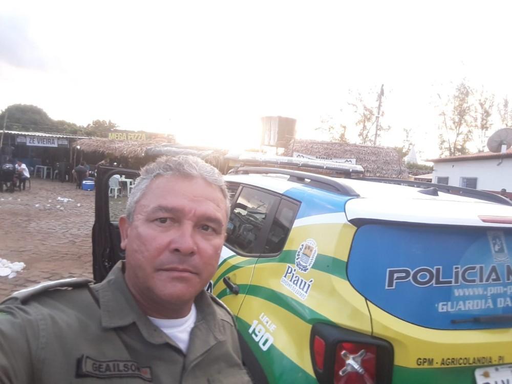 Comandante do GPM de Agricolândia Faz Balanço do Festejo e diz que foi um dos Mais tranquilo dos últimos tempos
