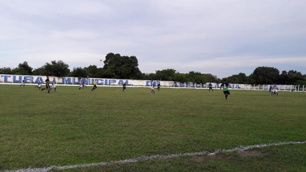 Agricolândia fica no empate na estreia do 3º Copão AMPAR