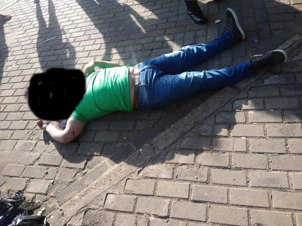 Homem pula de ponte e morre em Teresina