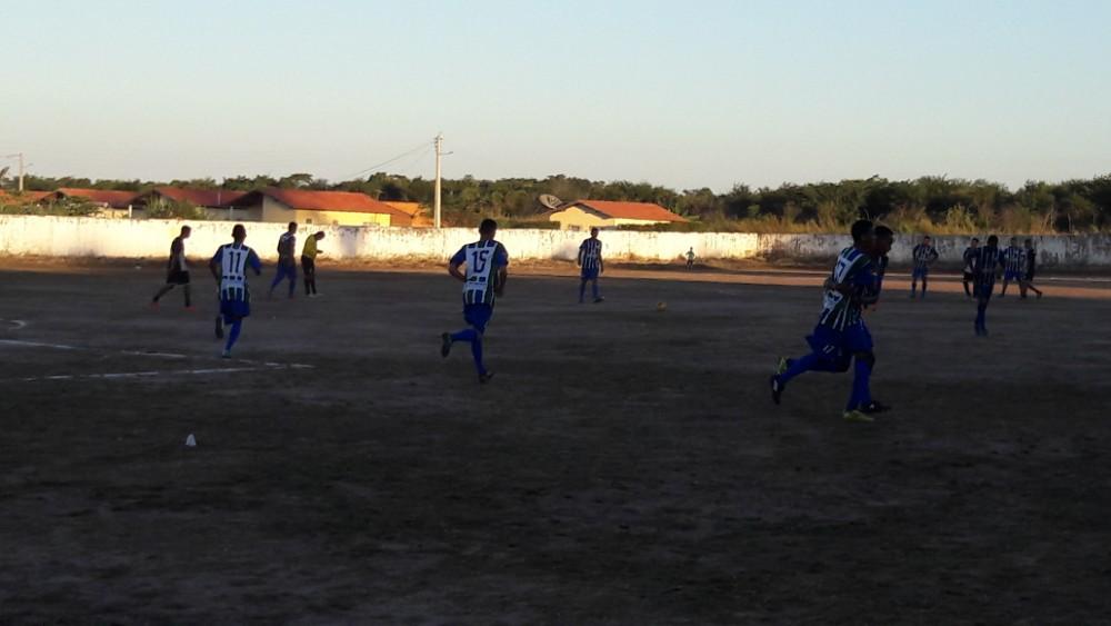 Lagoinha fica no empate com Palmeirais jogo valido pela 2ª Rodada do 3º Copão AMPAR