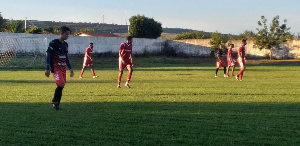 Olho D'água e Santo Antônio dos Milagres ficam no empate na segunda rodada do 3º Copão AMPAR