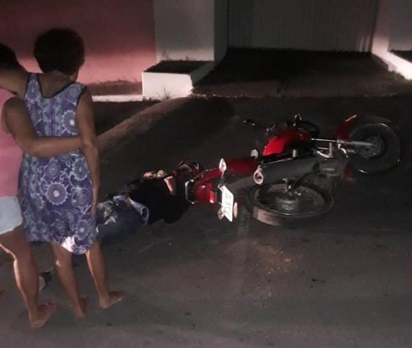 Vigilante é morto com um tiro ao tentar impedir assalto em Floriano