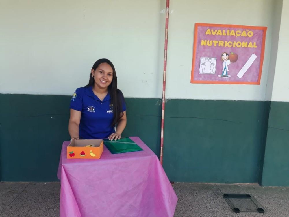 Secretaria de Educação realiza Avaliação Nutricional para Alunos da Rede Municipal em Miguel Leão