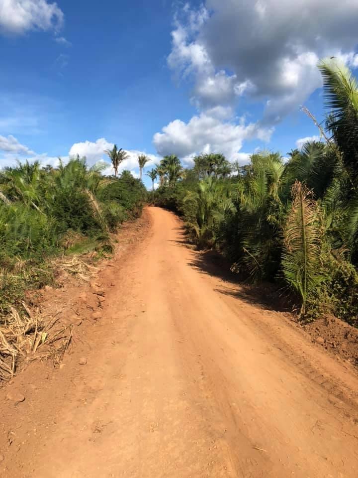 Prefeitura de Miguel Leão conclui recuperação de Estrada Vicinal no Município