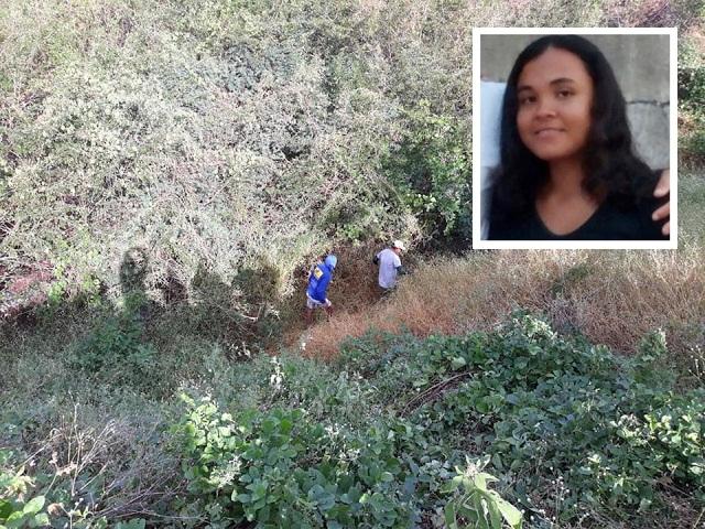 Mulher desaparecida é encontrada ferida após cair em barranco no PI