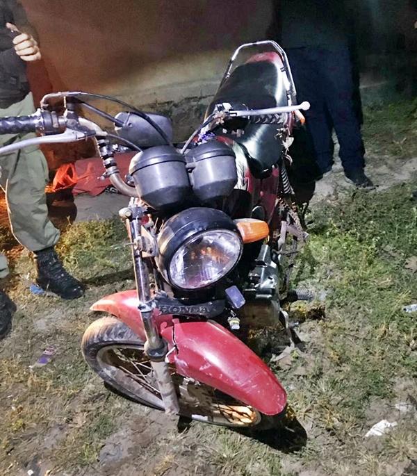 Jovem embriagado morre após colidir moto em parede de casa no PI