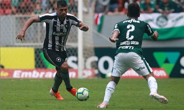 Por unanimidade, STJD nega pedido de anulação de Botafogo x Palmeiras