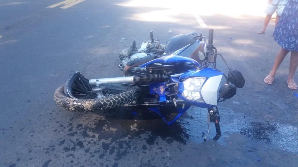 Acidente na BR 343 em Lagoinha por pouco não acaba em tragédia