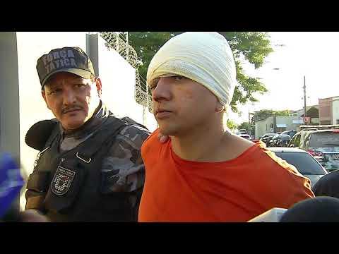 Homem é preso após manter família refém em imobiliária de Teresina