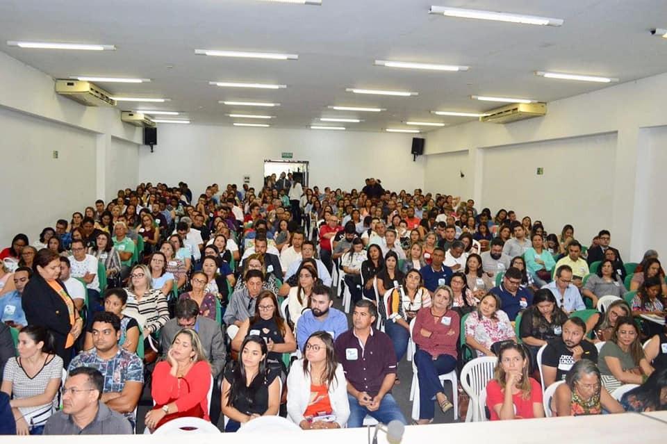 Equipe da Secretaria de Educação de Miguel Leão Participou de evento realizado pela APPM em Teresina
