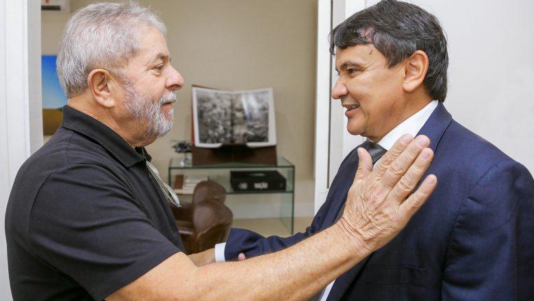 Lula receberá visita de Wellington Dias nesta quinta