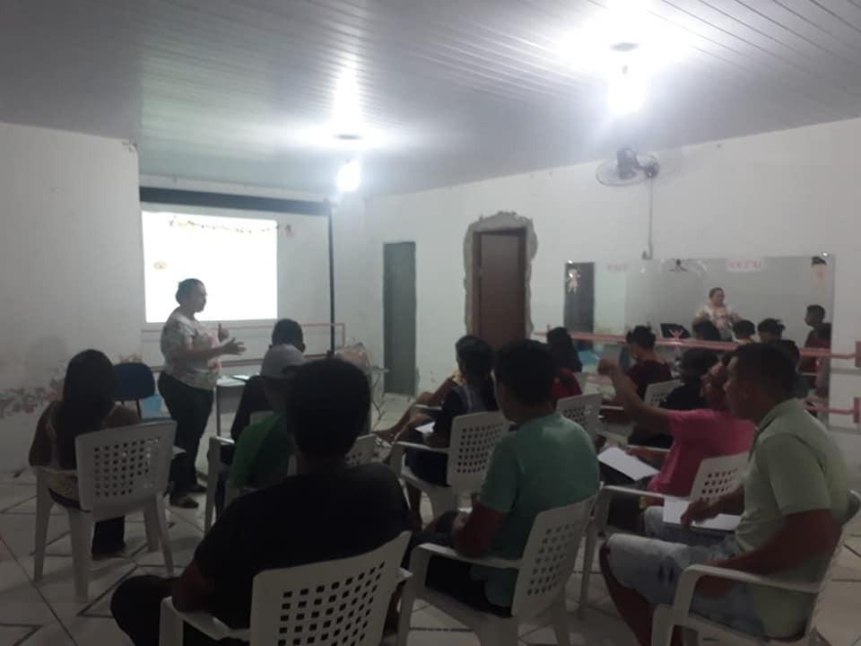 Candidatos ao cargo de Conselheiro (a) em Santo Antônio dos Milagres Participaram de Capacitação