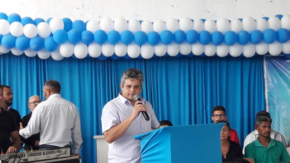Partido Progressista de Miguel Leão realizou tarde de Filiações na Cidade