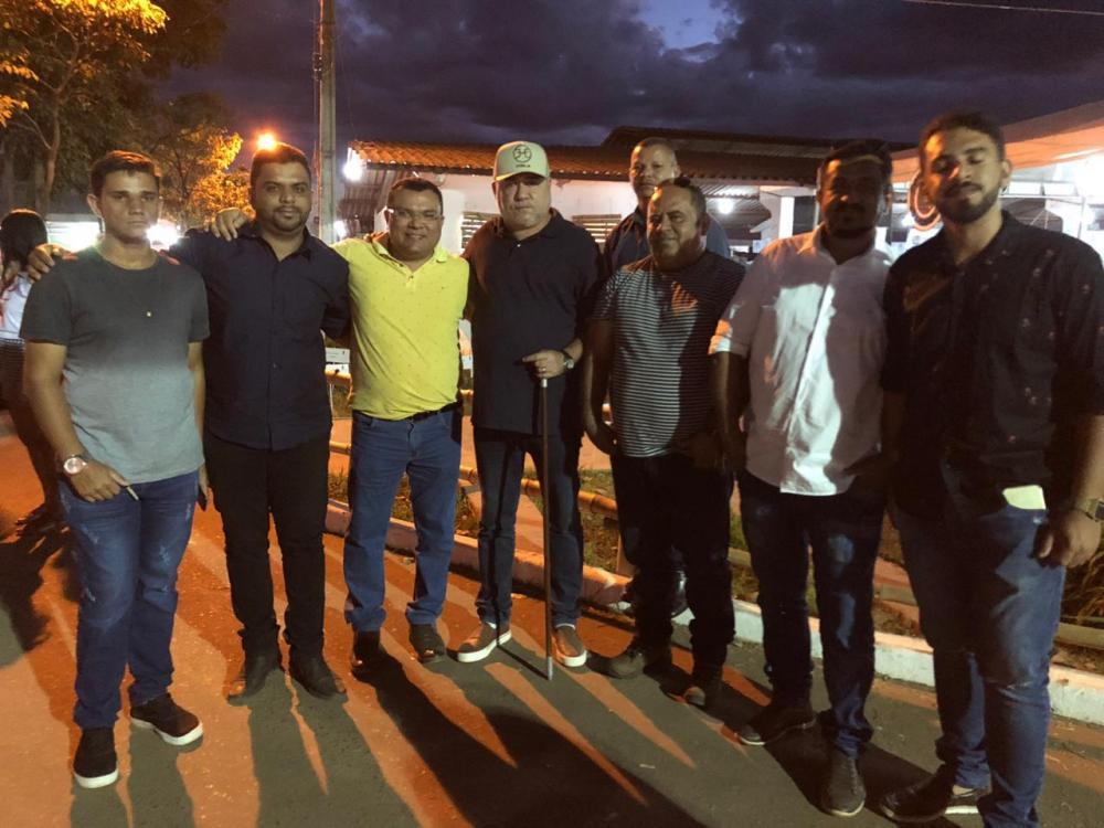 João Madison Participa da 44ª Expocorrente na Cidade de Corrente Piau