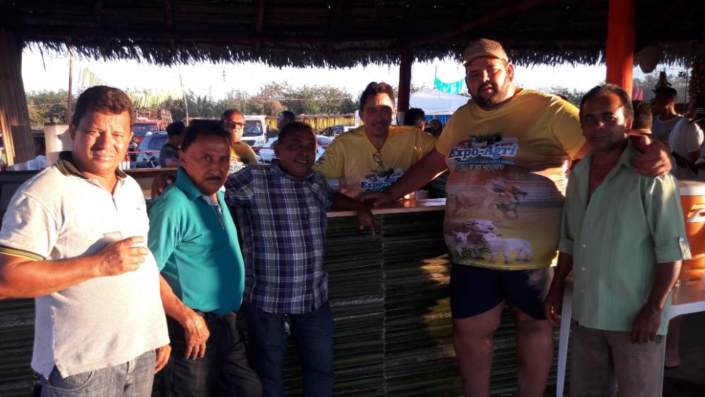 Veja como foi o segundo dia da 1ª Expo-Agri em Agricolândia veja o vídeo na matéria