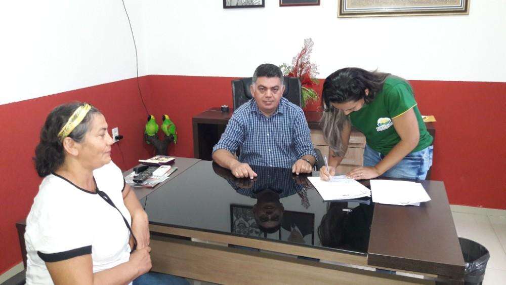 Servidora é Aposentada pela Previdência Própria do Município em Agricolândia