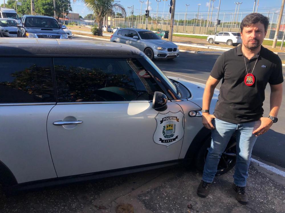 Polícia apreende carros de luxo, jet-ski e drogas em Teresina