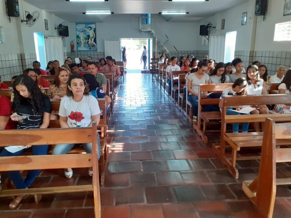 Missa em Ação de Graça aos 50 Anos do CETI João Ferry em Agricolândia