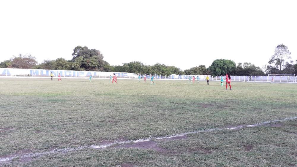 São Pedro faz estreia com Vitória no 3º Copão AMPAR Feminino