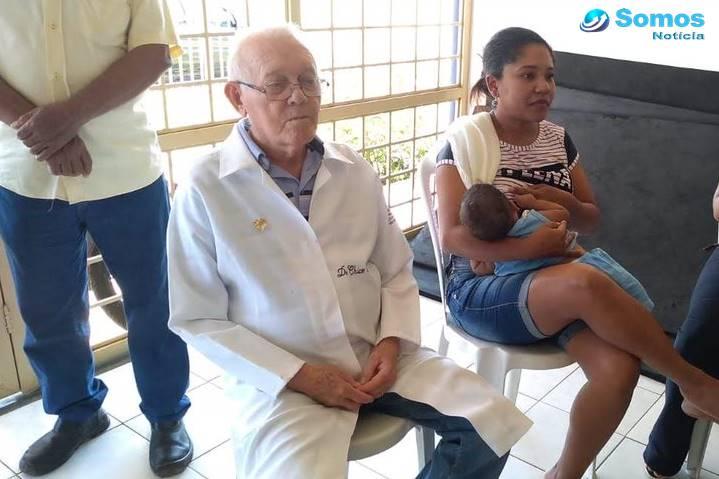 Morre aos 86 anos o odontólogo e ex-prefeito de Amarante, Francisco Câmara