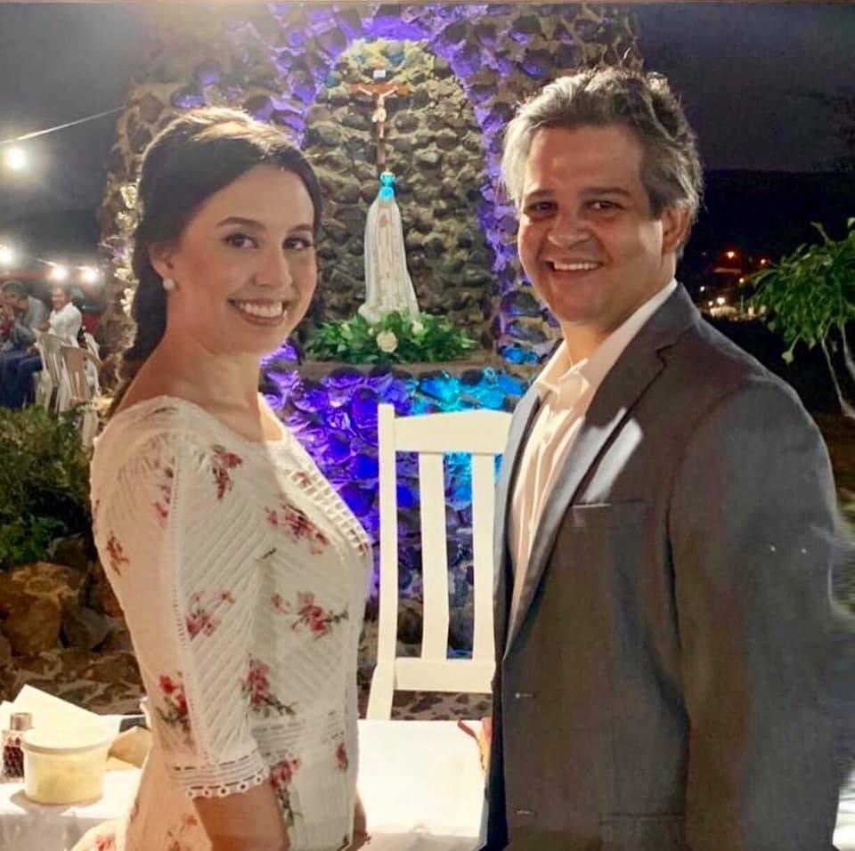 Veja como foi a Cerimônia de Casamento do prefeito Robertinho em Miguel Leão