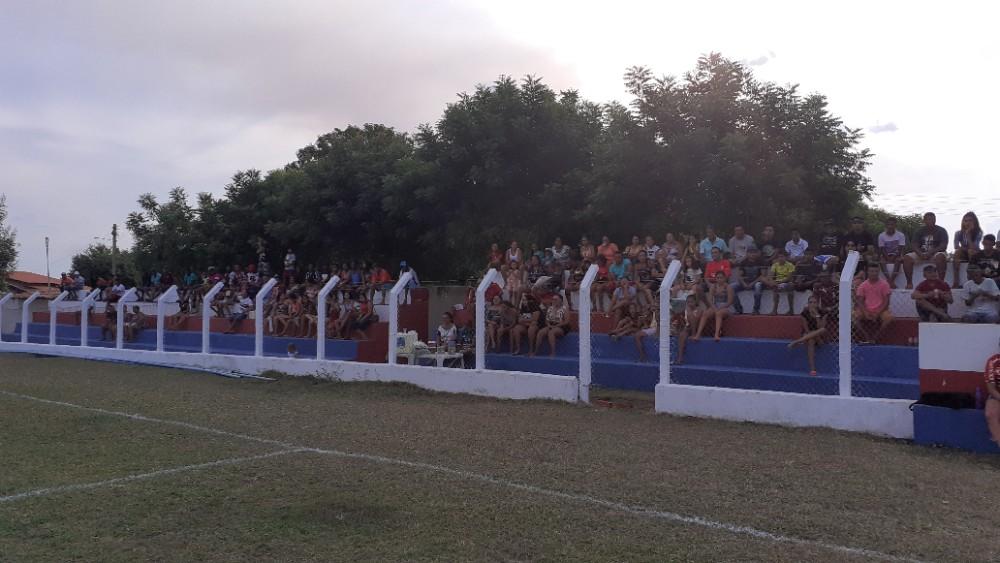 Agricolândia e São Pedro Ficam no empate jogo valido pelo Copão AMPAR Feminino
