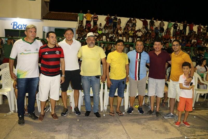 Cruzeiro Campeão Aguabranquense 2019 de Futebol