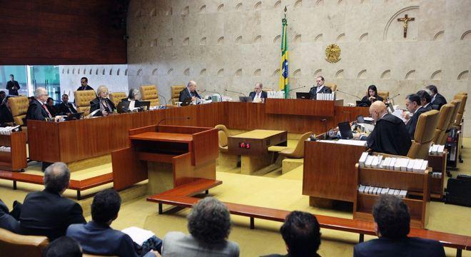 STF suspende votação sobre prisão na 2ª instância