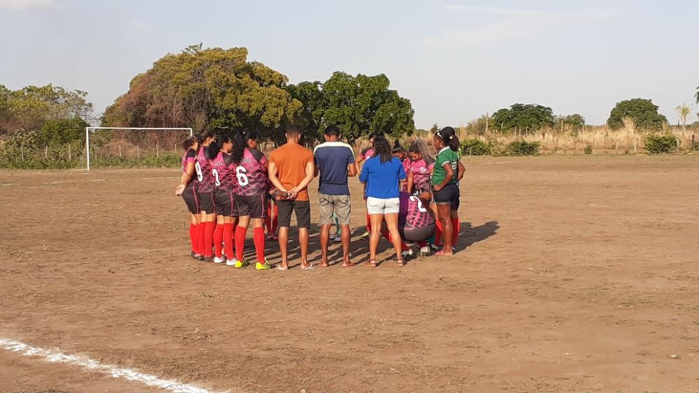 São Pedro do Piauí e Monsenhor Gil fazem a Final do 3º Copão AMPAR Feminino