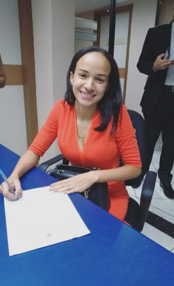 Agricolandense Assumi como Oficial de Justiça em Recife no Pernambuco