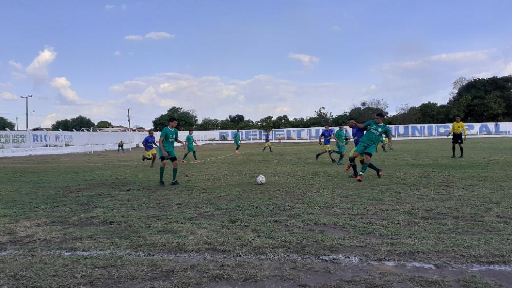 Veja como foi os resultados dos jogos do ultimo final de semana pelo campeonato Agricolandense