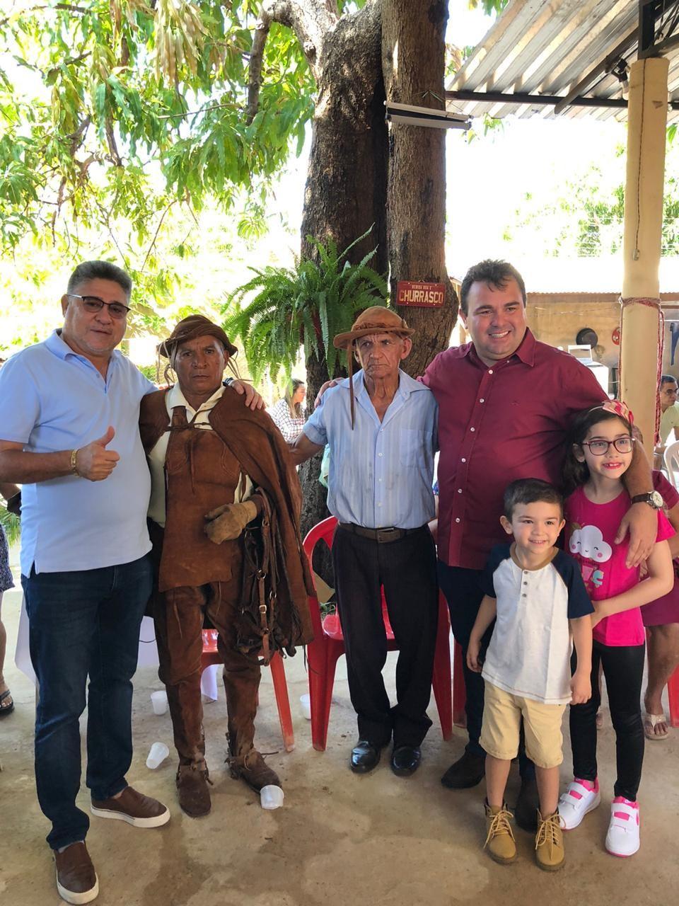 Deputado João Madison prestigiou Cavalgada dos Vaqueiros em Piripiri