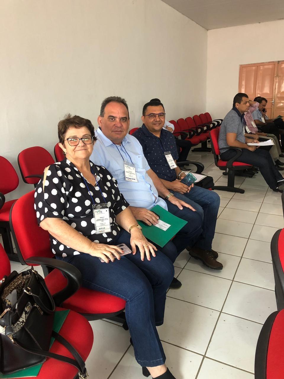 Empresa PSN Cursos Palestras e Congressos LTDA realizou Workshop Governança e Gestão Municipal para servidores Públicos do Médio Parnaíba