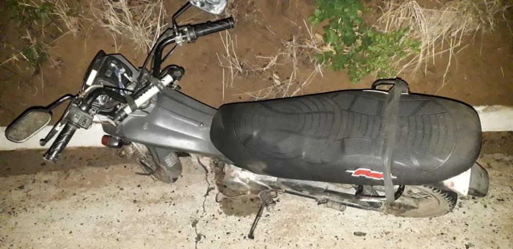 Idoso morre após colisão entre Motocicleta e Bicicleta em Angical