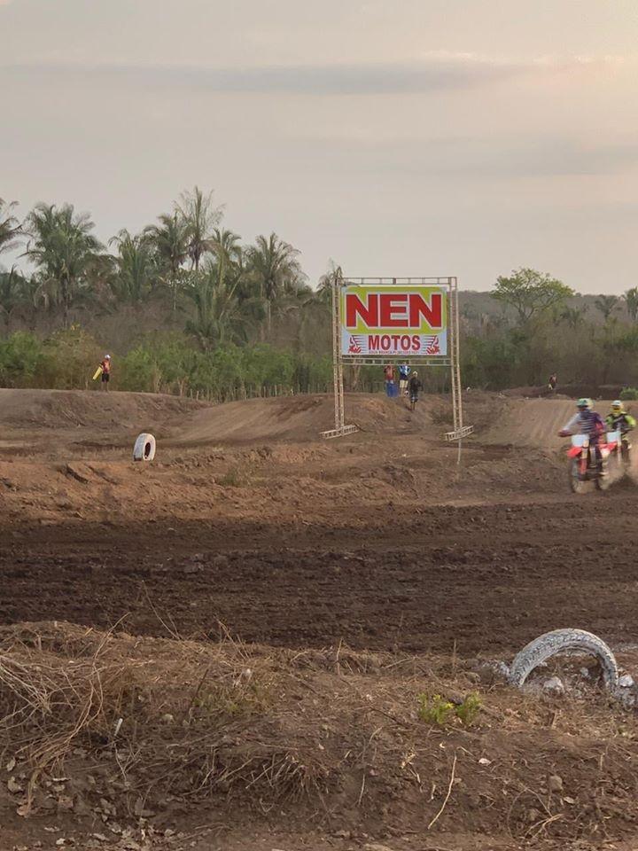 Vice Prefeito Nen Motos prestigiou o 8º Angico Moto Show