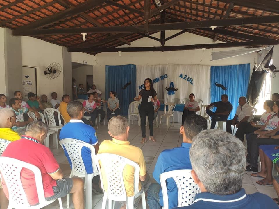 Secretaria de Saúde de Miguel Leão Realizou o Dia D da Campanha Novembro Azul