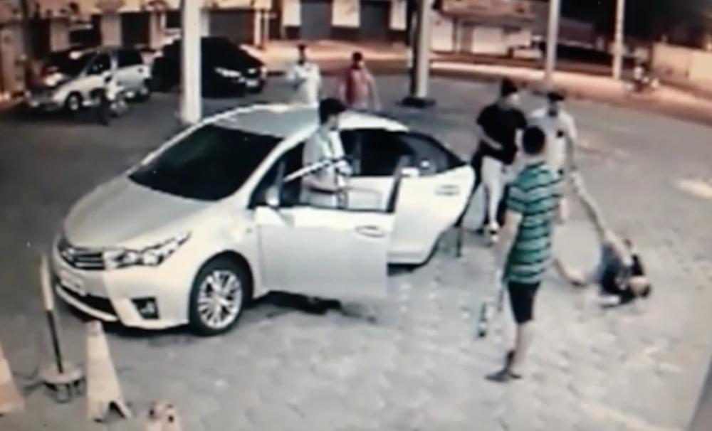 Policial Militar é agredido em posto