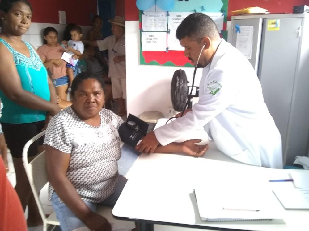 Secretaria de Saúde de Agricolândia realizou Dia de Ação na Comunidade Boi Morto em Alusão a Campanha Novembro Azul