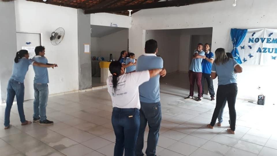Saúde de Miguel Leão realizou evento em Alusão ao Novembro Azul