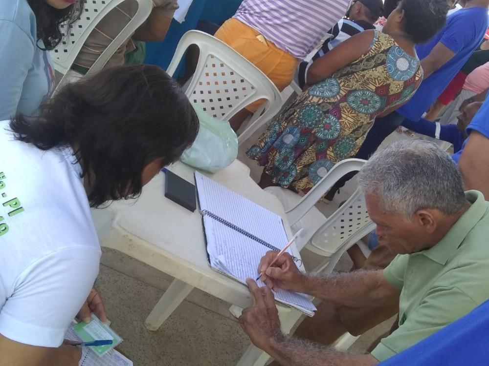 Secretaria de Saúde realiza Dia D da Campanha Novembro Azul